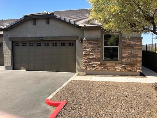 2725 E Mine Creek Road #1094, Phoenix, AZ 85024 (MLS #5767343) :: Brett Tanner Home Selling Team