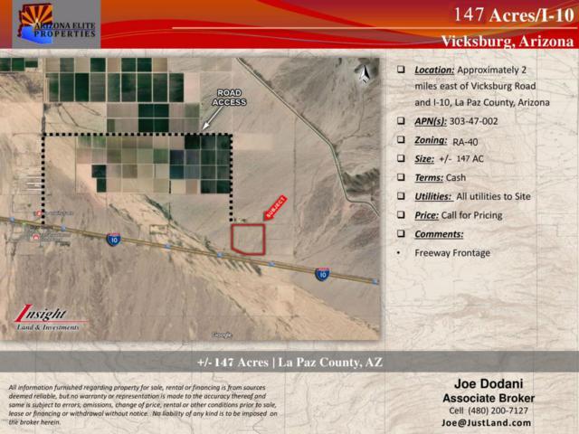 60375 56TH Street, Salome, AZ 85348 (MLS #5767370) :: Yost Realty Group at RE/MAX Casa Grande