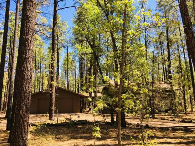 3680 Woodpecker Lane, Pinetop, AZ 85935 (MLS #5767603) :: Arizona 1 Real Estate Team