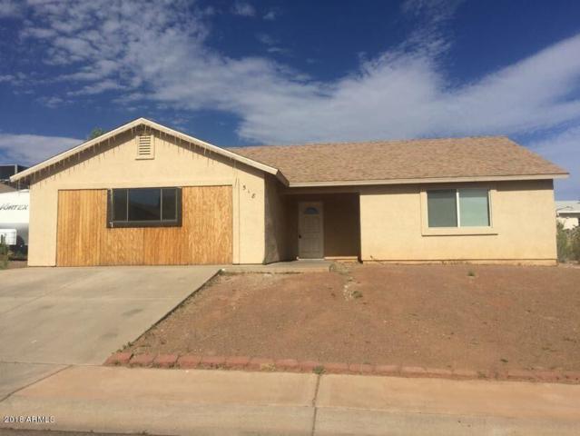 518 W Hartford Road, Kearny, AZ 85137 (MLS #5767635) :: Revelation Real Estate