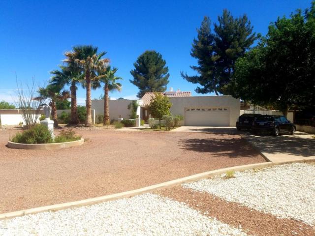 3125 E 15TH Street, Douglas, AZ 85607 (MLS #5767681) :: Brett Tanner Home Selling Team