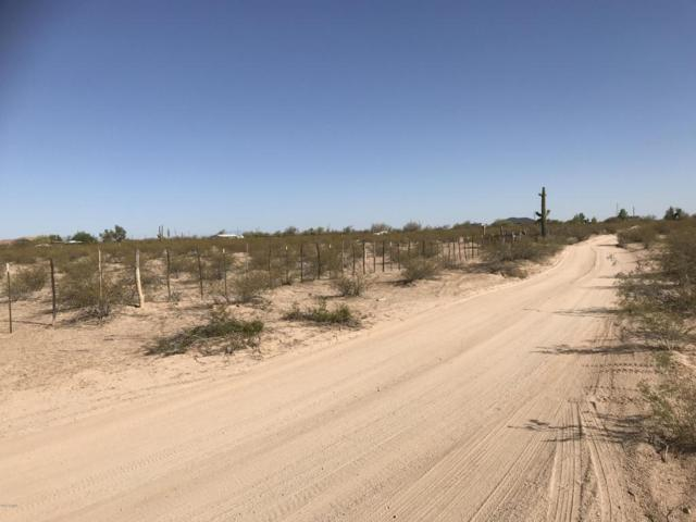 0 N Quail Run - Split E Road, Florence, AZ 85132 (MLS #5767704) :: Yost Realty Group at RE/MAX Casa Grande