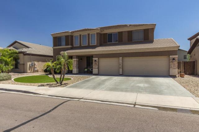 9207 W Alex Avenue, Peoria, AZ 85382 (MLS #5767777) :: The Laughton Team