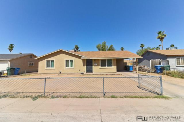 1814 N 66TH Avenue, Phoenix, AZ 85035 (MLS #5767825) :: Yost Realty Group at RE/MAX Casa Grande