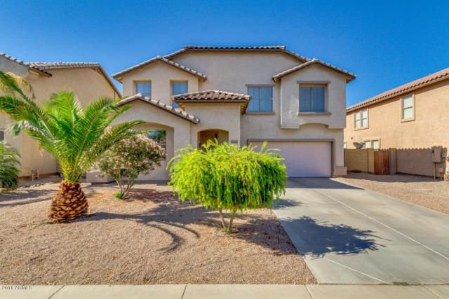 45960 W Dutchman Drive, Maricopa, AZ 85139 (MLS #5767854) :: Yost Realty Group at RE/MAX Casa Grande