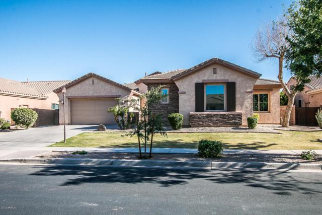 2109 E Lynx Place, Chandler, AZ 85249 (MLS #5767890) :: Essential Properties, Inc.