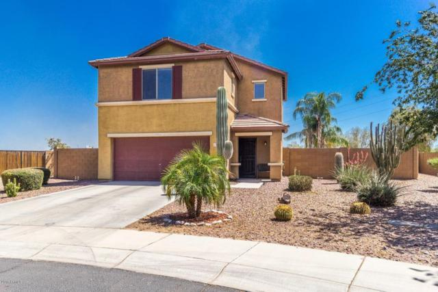 2301 S 46TH Street, Coolidge, AZ 85128 (MLS #5767962) :: Yost Realty Group at RE/MAX Casa Grande