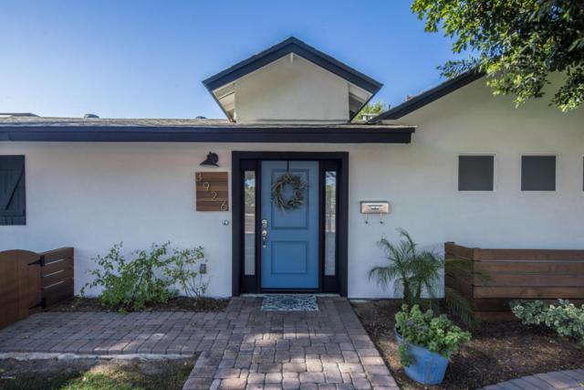 3926 E Campbell Avenue, Phoenix, AZ 85018 (MLS #5768072) :: The Daniel Montez Real Estate Group