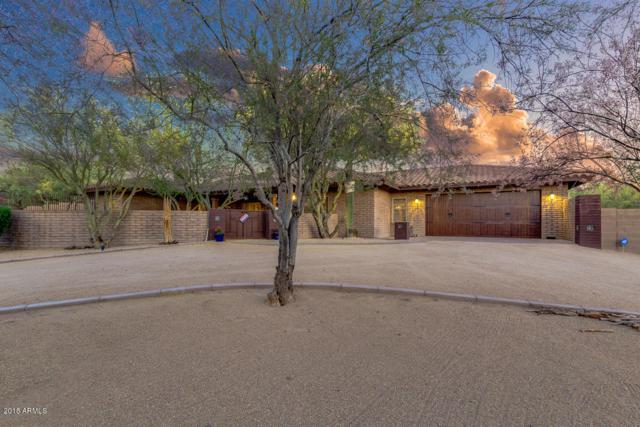 5445 E New River Road, Cave Creek, AZ 85331 (MLS #5768120) :: Riddle Realty