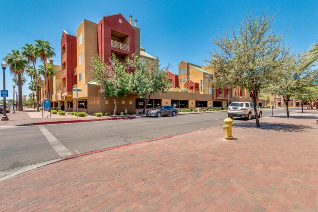 154 W 5TH Street #113, Tempe, AZ 85281 (MLS #5768150) :: Brett Tanner Home Selling Team