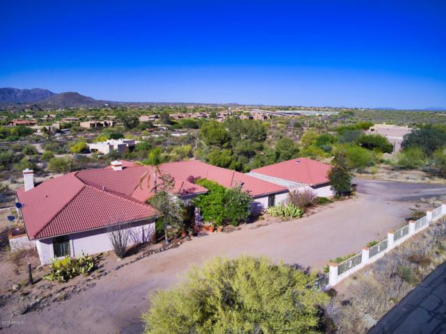 7834 E Breathless Drive, Carefree, AZ 85377 (MLS #5768236) :: Riddle Realty