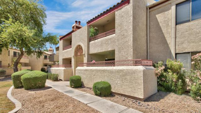 2935 N 68TH Street #223, Scottsdale, AZ 85251 (MLS #5768311) :: Cambridge Properties