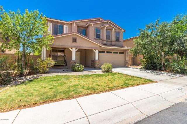 43635 W Knauss Drive, Maricopa, AZ 85138 (MLS #5768356) :: The Everest Team at My Home Group