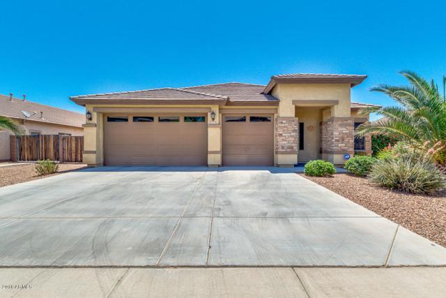 22053 N Greenland Park Drive, Maricopa, AZ 85139 (MLS #5768429) :: Yost Realty Group at RE/MAX Casa Grande