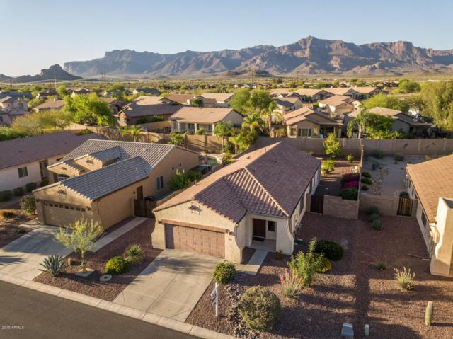 10622 E Bluebird Mine Court, Gold Canyon, AZ 85118 (MLS #5768605) :: The Bill and Cindy Flowers Team