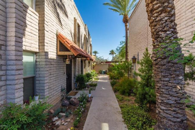 3711 E Monterosa Street E #17, Phoenix, AZ 85018 (MLS #5768633) :: Yost Realty Group at RE/MAX Casa Grande