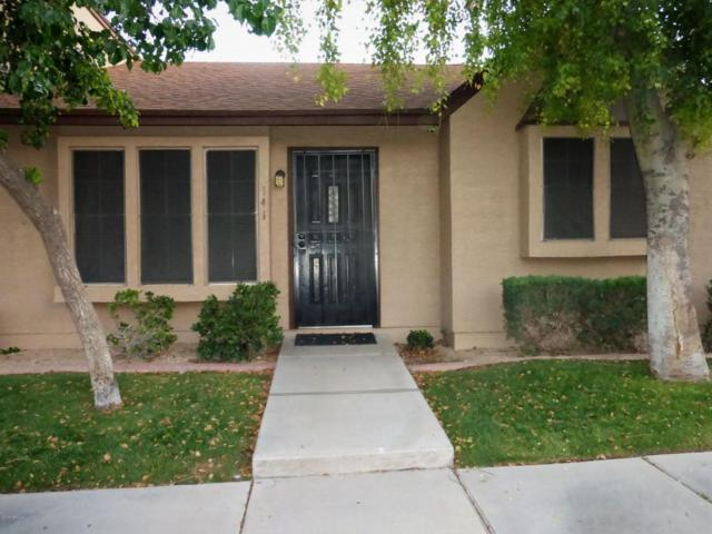 7977 W Wacker Road #141, Peoria, AZ 85381 (MLS #5768641) :: Conway Real Estate
