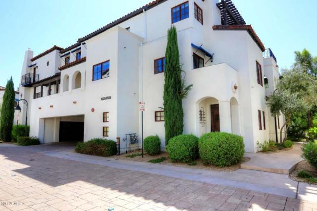 8333 E Via Paseo Del Norte #1025, Scottsdale, AZ 85258 (MLS #5768646) :: Conway Real Estate