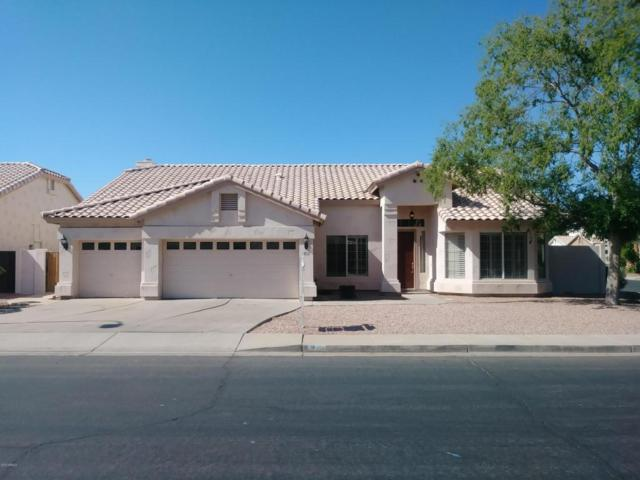 871 W Mesquite Street, Gilbert, AZ 85233 (MLS #5768709) :: 10X Homes