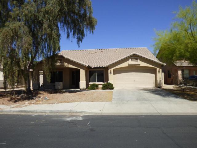 2709 S 159th Lane, Goodyear, AZ 85338 (MLS #5768739) :: Brett Tanner Home Selling Team