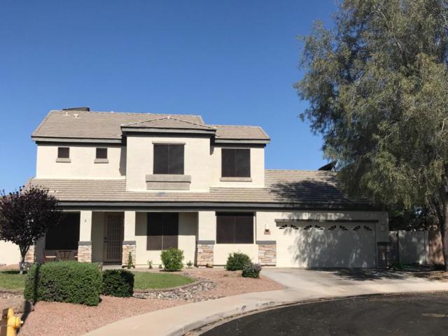 7474 W Honeysuckle Drive, Peoria, AZ 85383 (MLS #5768861) :: Conway Real Estate