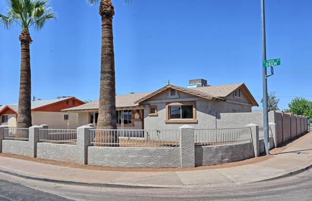 1058 S Drew Street, Mesa, AZ 85210 (MLS #5768906) :: Conway Real Estate