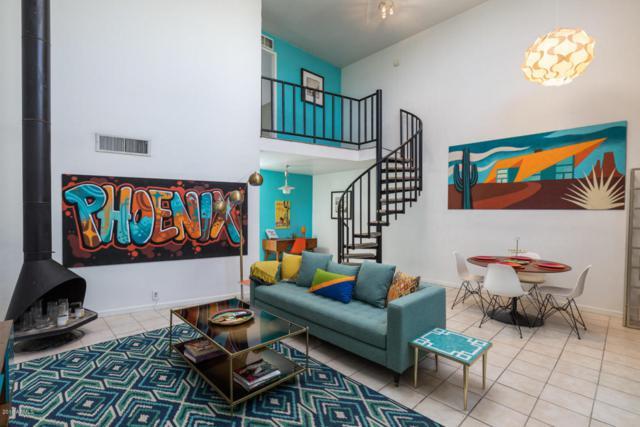 385 W Pierson Street A2, Phoenix, AZ 85013 (MLS #5768934) :: Conway Real Estate