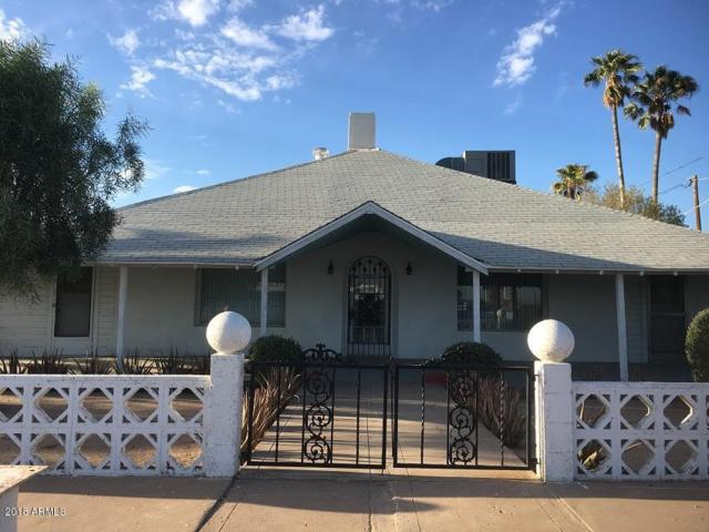 724 E Butte Avenue, Florence, AZ 85132 (MLS #5768946) :: Yost Realty Group at RE/MAX Casa Grande