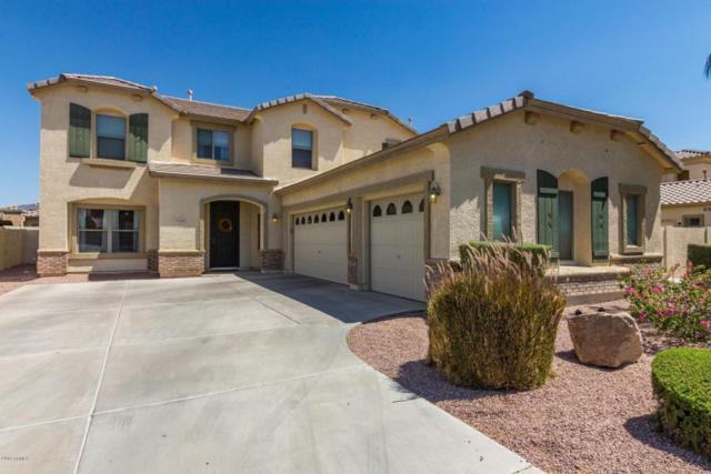 19766 E Carriage Way, Queen Creek, AZ 85142 (MLS #5768961) :: My Home Group