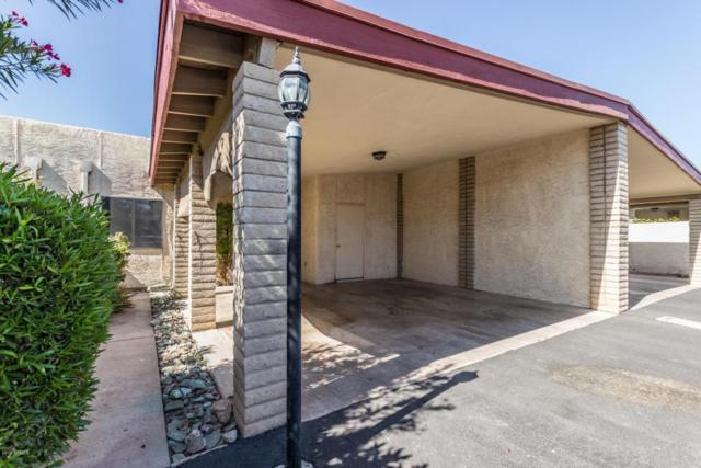 910 N Center Street #17, Mesa, AZ 85201 (MLS #5768973) :: Conway Real Estate