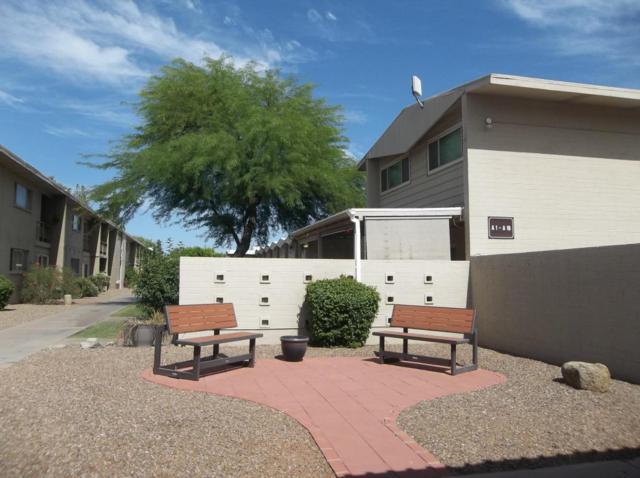 815 N Hayden Road A7, Scottsdale, AZ 85257 (MLS #5768978) :: Conway Real Estate