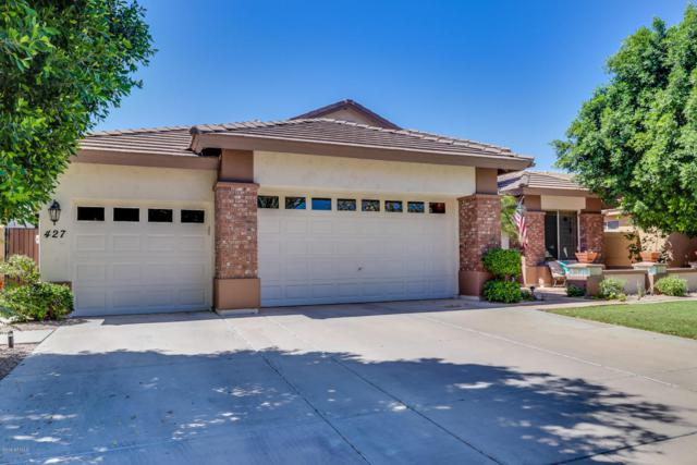 427 W Knight Lane, Tempe, AZ 85284 (MLS #5768999) :: Yost Realty Group at RE/MAX Casa Grande