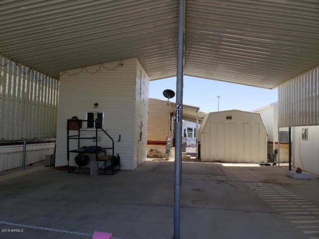 211 E Gila Drive, Florence, AZ 85132 (MLS #5769028) :: My Home Group