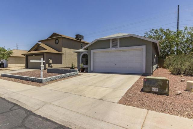11819 N 75TH Drive, Peoria, AZ 85345 (MLS #5769193) :: Riddle Realty