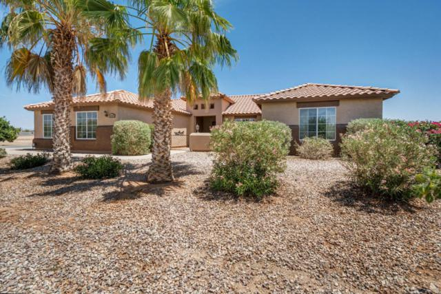 4137 E Pony Track Lane, San Tan Valley, AZ 85140 (MLS #5769194) :: Yost Realty Group at RE/MAX Casa Grande