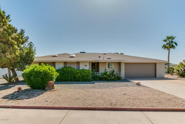 9021 N 102ND Drive, Sun City, AZ 85351 (MLS #5769333) :: The Laughton Team