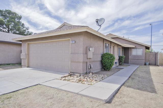 8232 W Greer Avenue, Peoria, AZ 85345 (MLS #5769338) :: Brett Tanner Home Selling Team