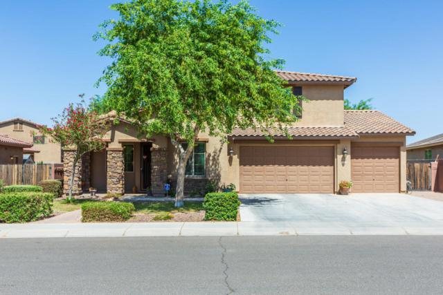 570 W Sweet Shrub Avenue, Queen Creek, AZ 85140 (MLS #5769342) :: Brett Tanner Home Selling Team