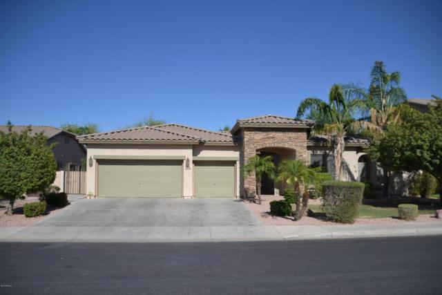7105 S Champagne Way, Gilbert, AZ 85298 (MLS #5769417) :: Yost Realty Group at RE/MAX Casa Grande