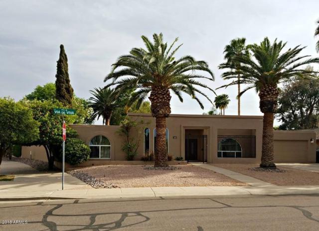 8573 E Via De Viva, Scottsdale, AZ 85258 (MLS #5769518) :: Revelation Real Estate