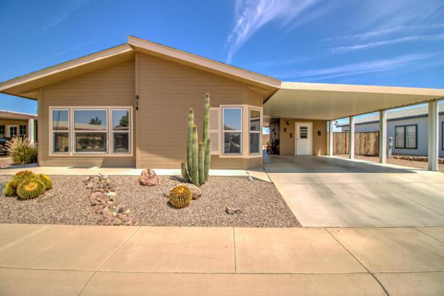 914 W Diamond Rim Drive, Casa Grande, AZ 85122 (MLS #5769587) :: Yost Realty Group at RE/MAX Casa Grande