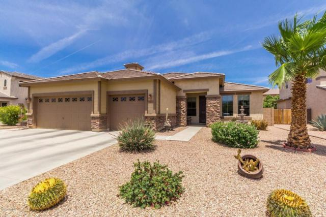 1468 E Anna Drive, Casa Grande, AZ 85122 (MLS #5769618) :: Yost Realty Group at RE/MAX Casa Grande