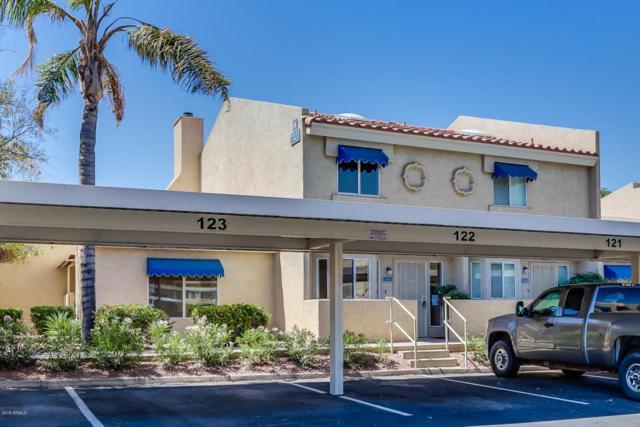 220 N 22ND Place #1111, Mesa, AZ 85213 (MLS #5769625) :: Yost Realty Group at RE/MAX Casa Grande