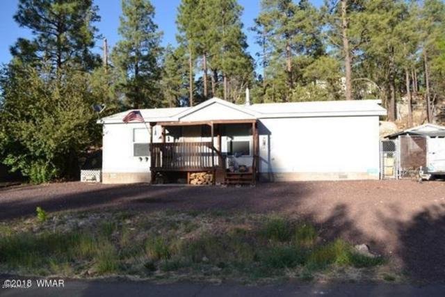 1341 N 26TH Drive, Show Low, AZ 85901 (MLS #5769721) :: My Home Group