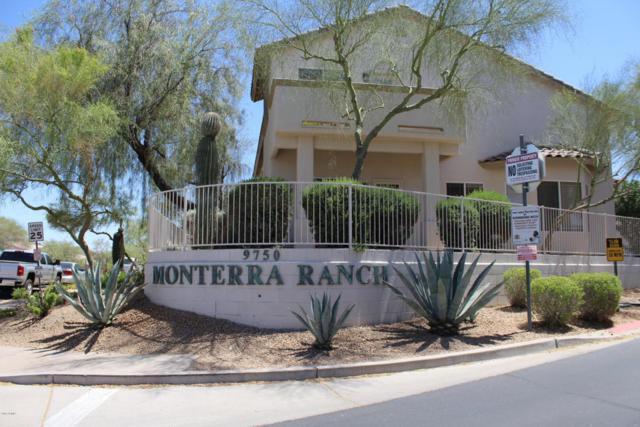 9750 N Monterey Drive #25, Fountain Hills, AZ 85268 (MLS #5769742) :: Yost Realty Group at RE/MAX Casa Grande