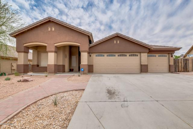 126 N 236TH Avenue, Buckeye, AZ 85396 (MLS #5769908) :: 10X Homes