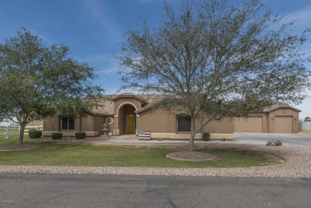 3506 S 201ST Drive, Buckeye, AZ 85326 (MLS #5769978) :: 10X Homes