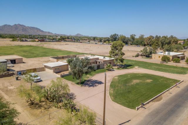 18443 E Via Del Oro, Queen Creek, AZ 85142 (MLS #5770064) :: Kepple Real Estate Group