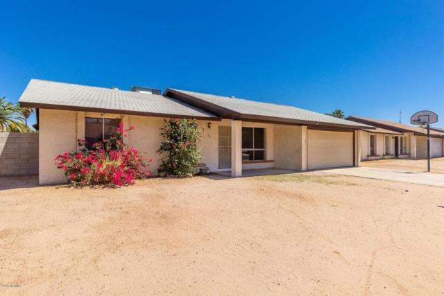 114 E Melrose Drive, Casa Grande, AZ 85122 (MLS #5770109) :: Yost Realty Group at RE/MAX Casa Grande