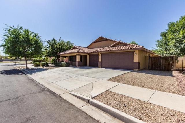 16559 W Adams Street, Goodyear, AZ 85338 (MLS #5770154) :: Five Doors Network